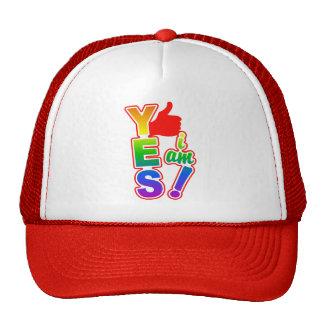 OUI JE SUIS chapeau - choisissez la couleur Casquette