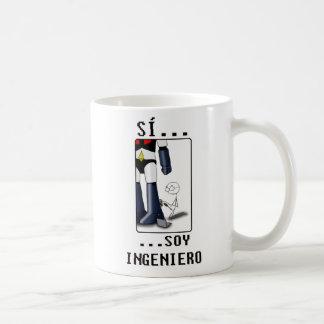 Oui, je suis ingénieur mug