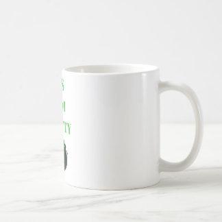 Oui JE SUIS tasse de café ASTUCIEUSE