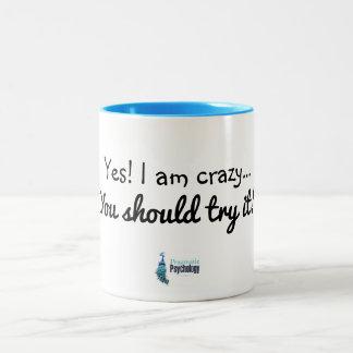 Oui je suis tasse folle