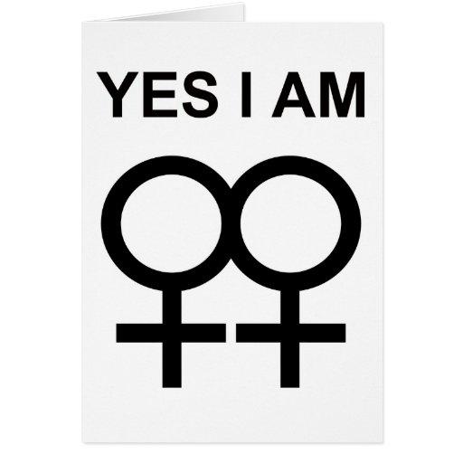 Je veux une lesbienne
