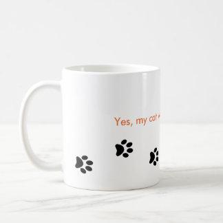Oui mes promenades de chat partout je tasse