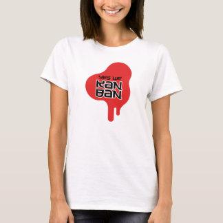 Oui nous le T-shirt des femmes rouges