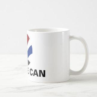 Oui nous pouvons mug