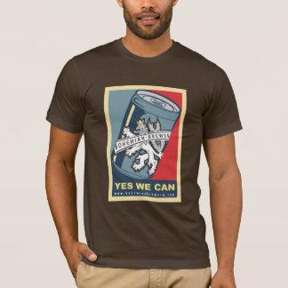 Oui nous pouvons T-shirt