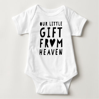 Our Little Gift From Heaven - Whimsical Baby Body