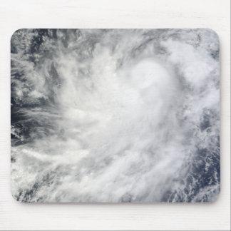 Ouragan Frank outre du Mexique Tapis De Souris