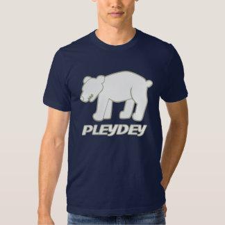 Ours blanc de Pleydey T-shirt