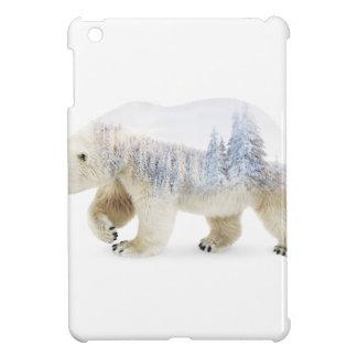 Ours blanc étuis iPad mini