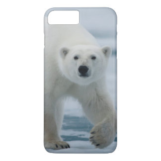 Ours blanc, Ursus Maritimus, adulte Coque iPhone 7 Plus