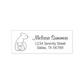 Ours blancs : Mère et adresse de CUB