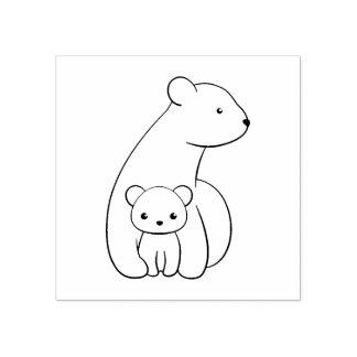 Ours blancs : Mère et CUB