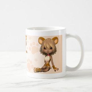 Ours câlin mug