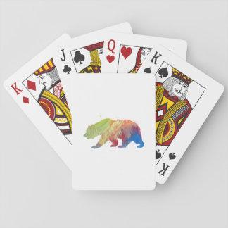 Ours Cartes À Jouer