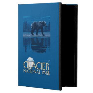 Ours dans le clair de lune - parc national de