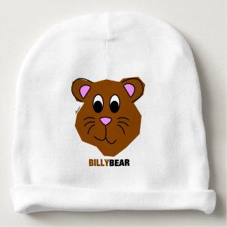 Ours de Billy - casquette de calotte de bébé Bonnet De Bébé