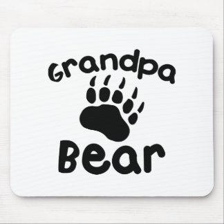 Ours de grand-papa tapis de souris