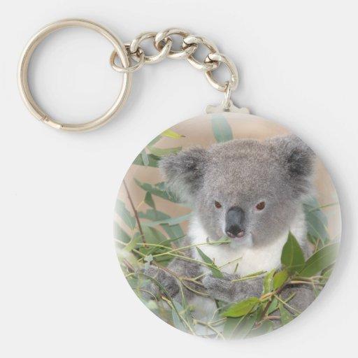 Ours de koala Keychain Porte-clefs