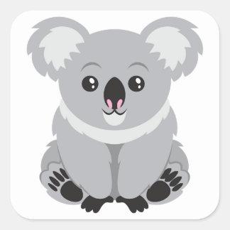 Ours de koala mignon