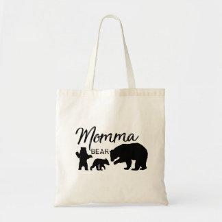 Ours de mamans sac de toile