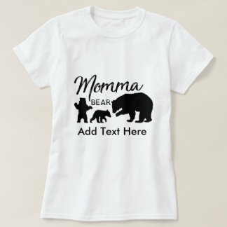 Ours de mamans t-shirt