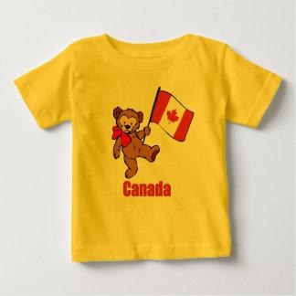 Ours de nounours du Canada T-shirt Pour Bébé