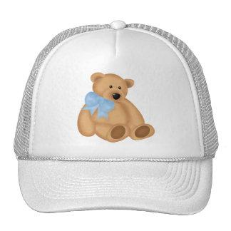 Ours de nounours mignon, pour le bébé casquette