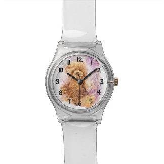 Ours de nounours vintage montres