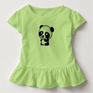Ours de panda t-shirt pour les tous petits