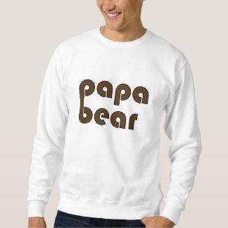 Ours de papa (Brown) Sweatshirt