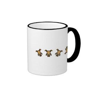 Ours de roue mug ringer
