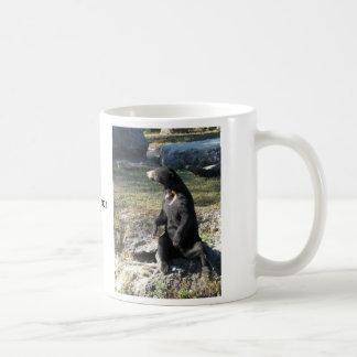 Ours de Sun au zoo Mug