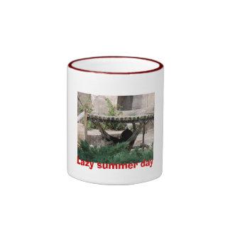 Ours de zoo du comté de Milwaukee Mug Ringer