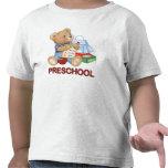 Ours d'école - école maternelle t-shirts
