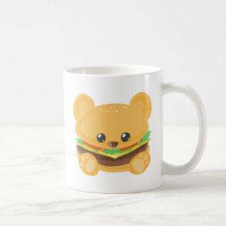 Ours d'hamburger mug