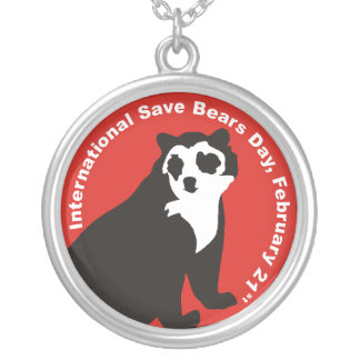 OURS D'ISBD ANDAEN PENDENTIF ROND