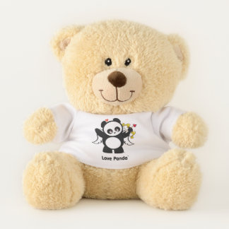 Ours En Peluche Amour Panda®