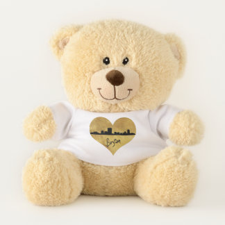 Ours En Peluche Horizon de Boston