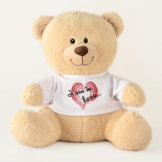 Ours En Peluche Je suis dans l'amour…