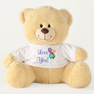 Ours En Peluche Je t'aime