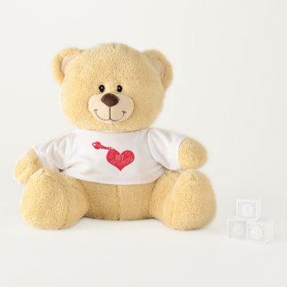Ours En Peluche La clé à mon coeur est vous