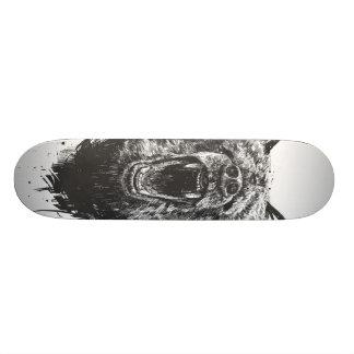 Ours fâché skateboard 20,6 cm