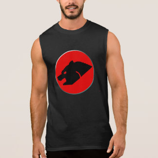 Ours gai de Thunderbear T-shirt Sans Manches