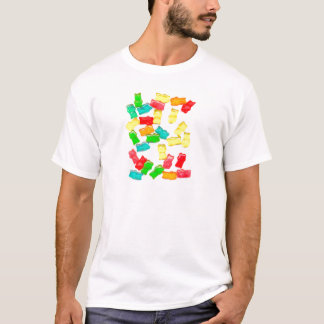 Ours gommeux t-shirt