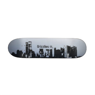 Ours gris Co Skateboard 21,6 Cm