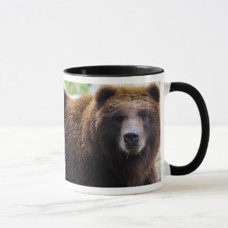 Ours gris de Brown Mug