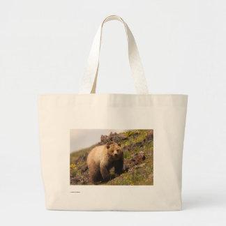 Ours gris sac fourre-tout