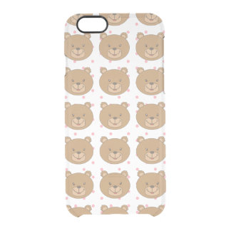 Ours mignon coque iPhone 6/6S