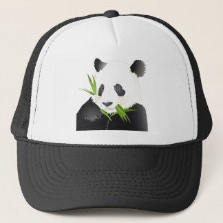 Ours panda casquette