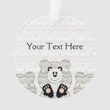 Ours panda de Cutelyn